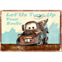 Disney*Pixar Cars Tune Up Smile Laser Cards