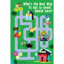 Great Dental Care Maze Recall Cards