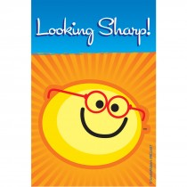 Smiley Guy With Glasses Recall Cards