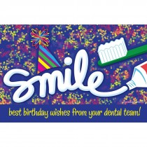 Smile Birthday Recall Cards