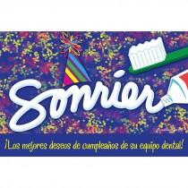 Spanish Smile Birthday Recall Cards