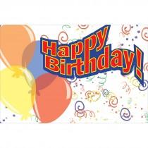 Happy Birthday! Recall Cards
