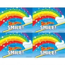 Sparkle Rainbow Laser Cards
