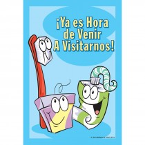Spanish Time To Visit Supplies Recall Cards