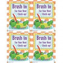 Brush In Turtle Laser Cards