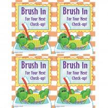 Brush In Turtle Laser Cards