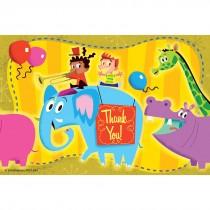 Thank You Cartoon Recall Cards
