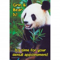 Grin & Bear It Panda Recall Cards