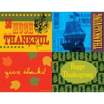 Thanksgiving Laser Cards