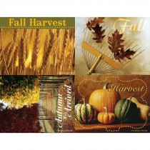 Autumn Laser Cards