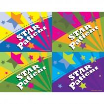 Star Patient Neon Laser Cards