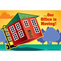 Our Office is Moving! Recall Cards