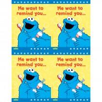 Cookie Monster Laser Cards