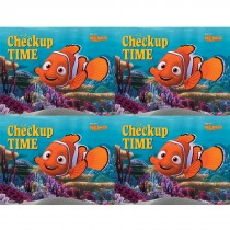 Nemo Checkup Time Laser Cards