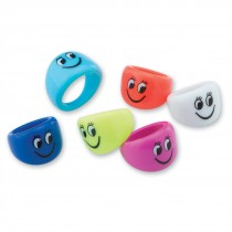 Happy Face Rings