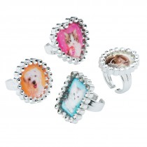 Rachael Hale Jumbo Jewel Rings