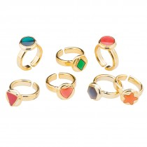 Assorted Glamour Rings