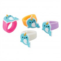 Narwhal Rubber Rings