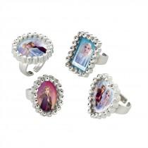 Disney Frozen II Jewel Rings