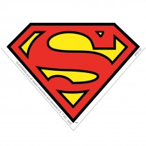 Superman Logo Re-Stickables