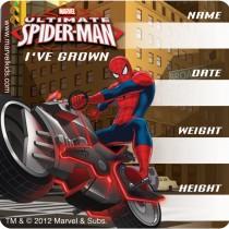 Spider-Man™ I've Grown Stickers