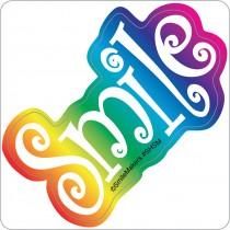 Rainbow Smile Stickers