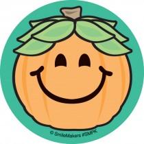 Smiley Guy Jack O Lantern Stickers