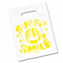 Clear Super Smile Bags