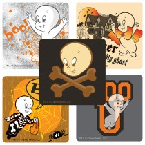 Casper the Friendly Ghost Stickers