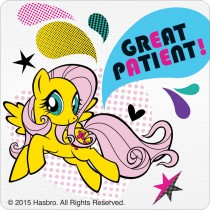 My Little Pony Patient Stickers