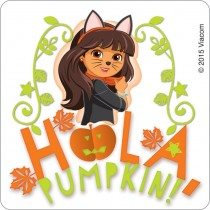 Dora & Friends Halloween Stickers