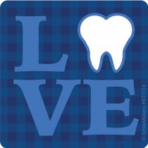 Dental Love Stickers