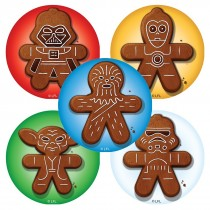 Star Wars: Gingerbread Stickers