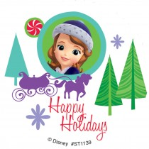 Sofia the First Holiday Stickers