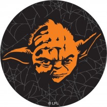 Star Wars Halloween Glow in the Dark Stickers