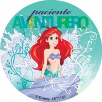Disney Princess Spanish Patient Stickers