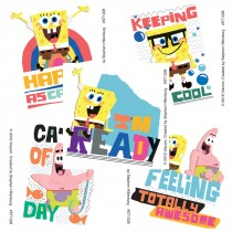 SpongeBob SquarePants™ Construction Paper Stickers