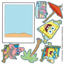SpongeBob SquarePants™ Make-Your-Own Stickers
