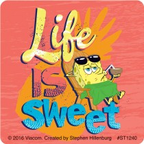 SpongeBob SquarePants™ Pineapple Scented Stickers