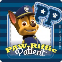PAW Patrol Patient Stickers