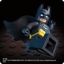 Lego Batman Shaped Stickers