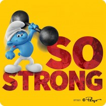 Smurfs: The Lost Village Stickers