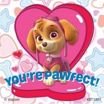 PAW Patrol Valentine Stickers