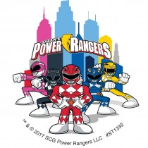 Power Rangers Stickers