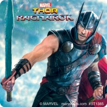 Thor: Ragnarok Movie Stickers