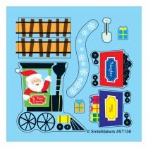 Make Your Own™ Santa Train Stickers