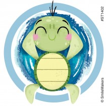 Sea Turtle Stickers