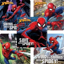 Spider-Man Save Stickers