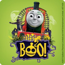 Thomas the Train Halloween Stickers