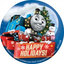 Thomas the Train and Friends Christmas Stickers